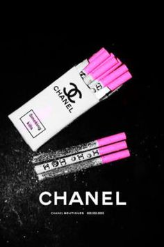 Chanel cigarettes