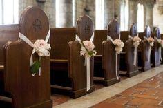 Decoração Igreja Casamento / Wedding
