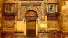 Puerta del Espíritu Santo - La Mezquita de Córdoba   by lencss