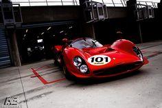 Ferrari 330 P3 / 412P chassis 0844