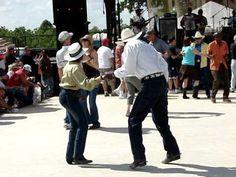 Zydeco Dancing - Breaux Bridge - C. F. Ver. #2-2009