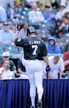 John Elway would have been a great baseball player for New York Yankees