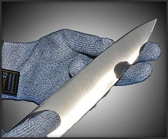 BladeX5 Cut Resistant Gloves, because I just can't be trusted with a knife