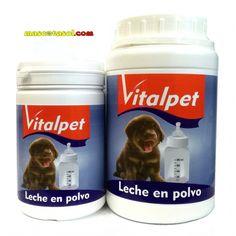 Leche en Polvo Maternizada Vitalpet para perros