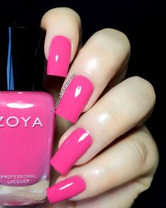 Fashion Polish: Zoya Summer 2014 Tickled collection Rooney