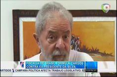 Fiscalía De Brasil Formula Cargos Contra Ex Presidente Da Silva #Video