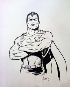 HEROIC SUPERMAN-MegaCon by JoeJusko
