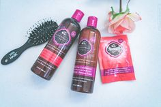 Collectively Candice - A Phoenix Based Lifestyle Blog by Candice Mathis   Hask Superfruit Healthy Hair Collection   Product Review