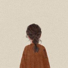 Cute Wallpaper Backgrounds, Cute Wallpapers, Girl Cartoon, Cartoon Art, Alice In Wonderland Paintings, Tumblr Girl Drawing, Foto Instagram, Digital Art Girl, Girl Short Hair