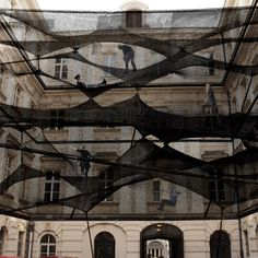 FLOATING LANDSCAPES – NET Z33 BY NUMEN