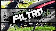 #6 Limpiando el filtro | Para mejorar el consumo | #MotoVlog - #YouTube https://youtu.be/0q3cHqVua3o #vlog #motos #humor😂 #vloglife