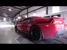 Hennessey Performance Twin Turbo Camaro lays down an effortless 1145 rear wheel horsepower on 20 psi boost and race fuel on the Dynojet chassis d. Camaro Zl1, The Exorcist, Twin Turbo, Cars, Youtube, Autos, Car, Automobile, Youtubers