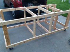 Workbench build - Imgur