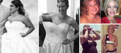 """""""Ich habe meinen Körper gehasst, mein ganzes Leben"""", erzählt Kristin. Bis es 2013 Klick macht und sie über 30 Kilo abnimmt."""