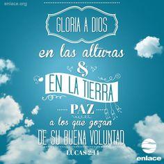 Demos gloria a Dios porque en Jesús #TenemosUnSalvador.