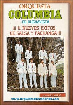 ORQUESTA COLUMBIA DE BUENAVISTA - VOLUMEN 3 - http://orquestasdecanarias.com/orquesta-columbia-de-buenavista-volumen-3