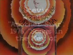 """STEVIE WONDER. """"Another Star"""". 1976. full track disc """"Songs in the Key of Life""""."""