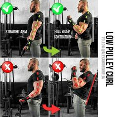 The correct technique of lifting the bar to the biceps, the options for grasping and the typical mistakes! Raise bar to the biceps standing is the main exercise for developing the strength and volume of the hand flexors. On the effectiveness in terms of working hands, it can be compared to bench press for pectoral …