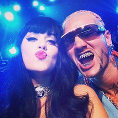 Katy Perry & Riff Raff MTV VMAs 2014