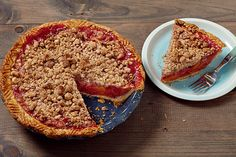 Find the recipe for The Easiest Peach-Raspberry Pie with Press-In Crust and other raspberry recipes at Epicurious.com