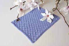 Strikket håndklæde opskrift Picnic Blanket, Outdoor Blanket, Crochet Bikini, Rugs, Knitting, Diy, Home Decor, Knits, Store