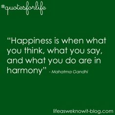 Quotes for life...happiness #quotesforlife #lifeasweknowitblog