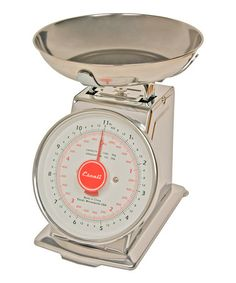 Another great find on #zulily! Mercado Kitchen Scale #zulilyfinds