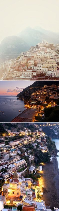 Crikey, this tiny little village called Positano is hidden on the Amalfi Coast of the pasta country and it's considered one of the most swoonworthy gems around.