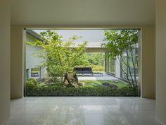 憩いの中庭のある邸宅|Premium Design Selection|戸建住宅|積水ハウス