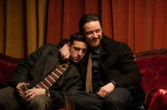 James McAvoy and Jamie Bell are cops in Edinburgh, Scotland in the dark comedy/drama 'Filth'. Scheduled to be released in Scotland on Sept. 27 and in the rest of UK on Oct. 4