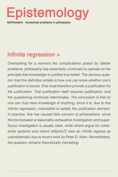 UNSOLVED PROBLEMS IN PHILOSOPHY. [2.2/8] #typography #typographydesign