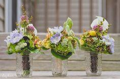 Bridesmaid Bouquets Wedding Flowers Photos on WeddingWire