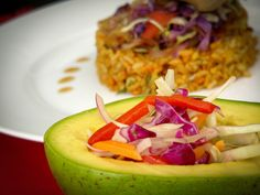 Restaurante Vegetariano en Cucuta - Pangea Natural Life Gorumet  Nuestras ricas ensaladas...  #Cucuta #vegetariano #comersano #restaurante