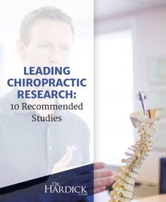 Lists for top chiropractic papers are often biased. Here are my 10 favourite chiropractic studies with clinical trials and case studies to justify benefits.