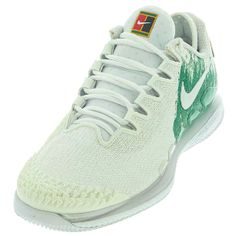 Find the latest styles at Tennis Express Tennis Court Shoes, Nike Tennis Shoes, Sneakers Nike, Shoe Lacing Techniques, Tennis Store, Nike Green, Air Zoom, Types Of Shoes, Latest Styles