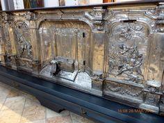 Carving in Duomo di Amalfi Amalfi, Carving, Italy, Furniture, Home Decor, Italia, Decoration Home, Room Decor, Wood Carvings
