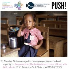 Member States are urged to develop expertise and to build capacity on the prevention of birth defects and care of children with birth defects. WHO Resolution Birth Defects Global Awareness, Birth, Children, Young Children, Boys, Being A Mom, Child, Kids, Children's Comics