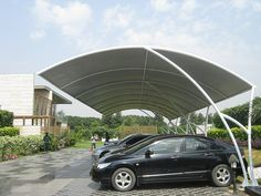 Manufacturer and exporter of Tensile Structures Ludhiana,Tensile Structures Ludhiana,car parking shades,Roofing Sheds,manufacturer of awnings, canopies, .