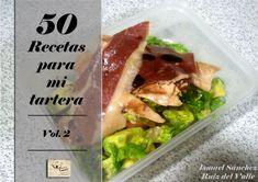 """50 Recetas para mi tartera - Vol. 2  """"De la cazuela a mi tartera"""" publica el segundo volumen de las mejores recetas de cocina preparadas para ser guardadas en tu táper."""