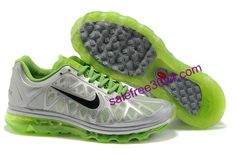 Buy New Mens Nike Air Max 2011 Silver Green Black Sneakers Your Best Choice Nike Air Max 2011, Cheap Nike Air Max, Nike Air Max For Women, Mens Nike Air, Nike Men, Free Running Shoes, Nike Free Shoes, Mens Running, Nike Running