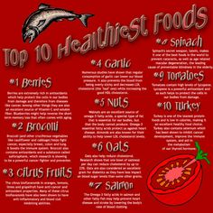 healthful foods
