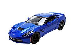 2014 Chevrolet Corvette Stingray Z51 Blue 1/18 by Maisto ... https://www.amazon.com/dp/B00KVNN04O/ref=cm_sw_r_pi_dp_x_8JEozbKDNGSHM