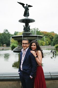 Tanya and Pranoy's Wagner Cove Wedding | Weddings in Central Park, New York