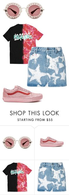 """""""Untitled #175"""" by mihaelamarula on Polyvore featuring Gucci and Givenchy"""