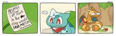 Pokémon Mystery Dungeon: Blue Rescue Team in a Nutshell
