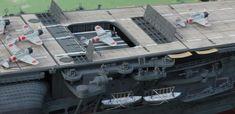 1/350 Aircraft carrier Akagi