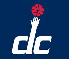 db1d702a5 Washington Wizards Alternate Logo 2012- Present Wizards Basketball