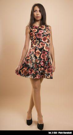Beautiful dress roses