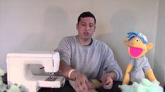 Fabricar títeres   tela Marionette Puppet, Sock Puppets, Hand Puppets, Puppet Patterns, Doll Patterns, Puppet Tutorial, Puppets For Kids, Creative Food Art, Puppet Crafts