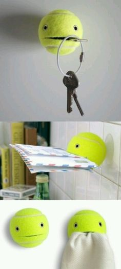Cute sports room accessory